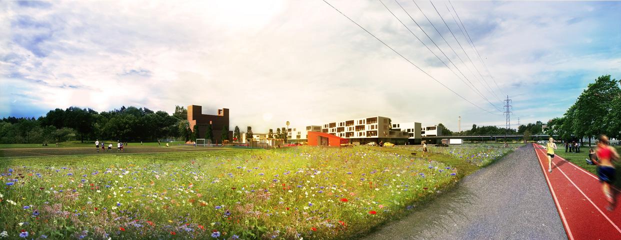 Gubbangsfaltet_Stockholm_Stadsutveckling_Bostader_Paralellt_Uppdrag_Visionsbild_Varg_Arkitekter